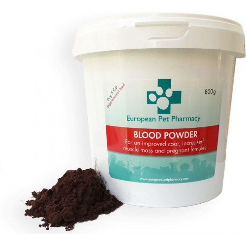 Blood powder